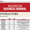 WCS Construction recognized by WBJ as  a Top General Contractor