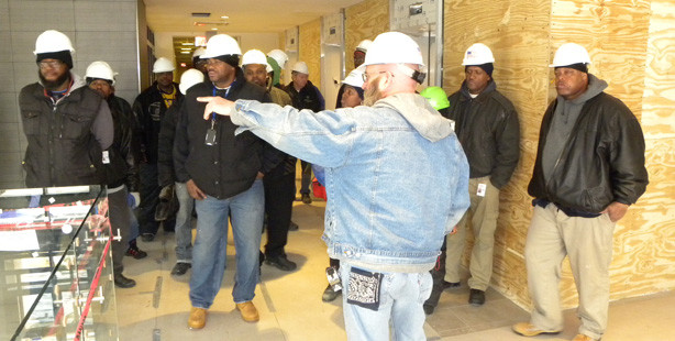 UPO Site Tour of 2 MStreet
