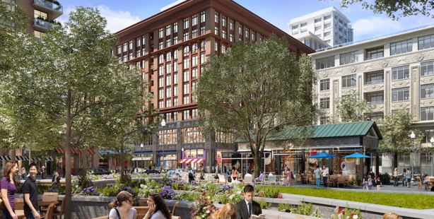 Federal Realty Investment Trust Selects WCS for Pike and Rose Block 6